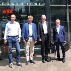 BRANDPOL GROUP had a meeting with ABB